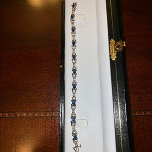 Jewelry - Gold silver bracelet